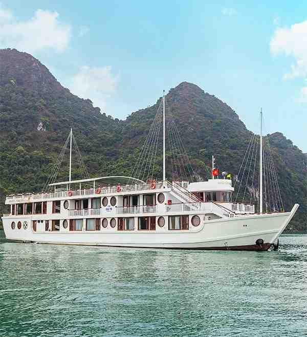 Calypso Cruise halong