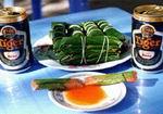 Sour pork hash and Shipworm soup of Quảng Yên